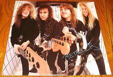 METALLICA THE $5.98 EP / GARAGE DAYS RE-REVISITED ORIGINAL LP  1987