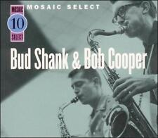 Bud Shank & Bob Cooper- Mosaic Select #10 Limited Edition #4269/5000