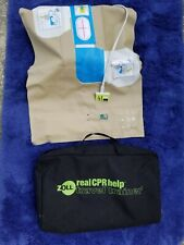 Zoll Real Cpr Help Travel Trainer For Zoll Aed Plus Aed Pro