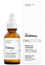 THE ORDINARY Retinol 0.2% in Squalane 30ml NEW:APR 18, **1-2 DAY DELIVERY*