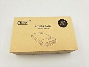 INIU Power Bank BI-B5 USB USB-C Portable Charger 20000mAh Digital Display
