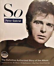 Classic Albums: Peter Gabriel - So  NEW! BLU-RAY ,FREE SHIP!  HD WIDESCREEN