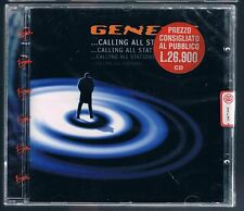 GENESIS ....CALLING ALL STATIONS... CD ITALY F.C. NUOVO SIGILLATO!!!