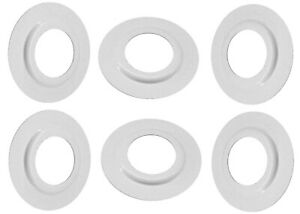 New Lamp Shade Reducer Ring Washer Metal Plate Adapter Converter Light Fittings