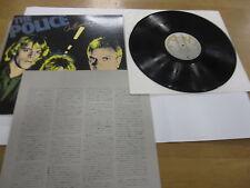 Police - Outlandos d'amour Vinyl Japan Pressung