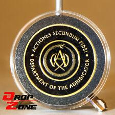 John Wick Adjudicator Coin Replica OFFICIAL Movie Replica Prop Parabellum Case