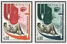 Timbres Santé Médecine Monaco 903/4 ** lot 23582