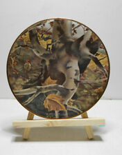 """Limited Edition Ridgewood Plate """"The Hunter"""" by Andrew Wyeth 1974"""