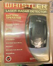 New Whistler XTR-195 Radar Detector