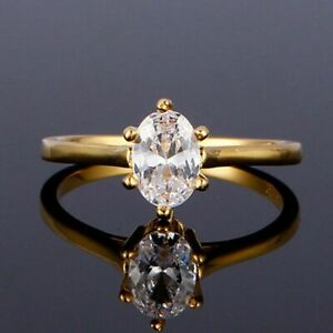 Vintage 925 Silver Moissanite Gemstone Antique Ring Jewelry Wholesale Size 6-10