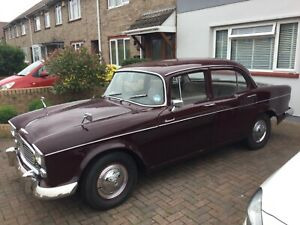 1963 Humber Hawk for sale