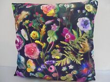 Designers Guild&Christian Lacroix Fabric Herbarium Crepuscule Cushion Cover