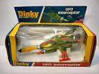 Dinky 351 UFO Interceptor Die Cast Toy