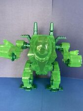 DC Imaginext Green Lantern Space Suit Walker With Back Pack Rocket Weapon