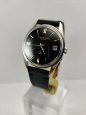 GIRARD PERREGAUX Gyromatic Vintage Men's Automatic Watch 39 Jewels Rare Mint