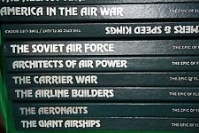 the epic flight bulk  22 books collection aircraft war planes airships aviation
