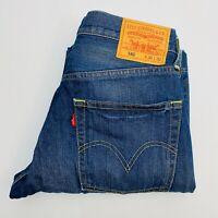 Levi's  582 Straight Leg Blue Denim Jean Size W30 L32