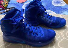 Nike Zoom Hyperdunk Basketball Shoes Royal Blue 12