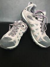 Columbia Women's Redmond Waterproof Hiking Shoe, Charcoal, Razzle, 10 B US