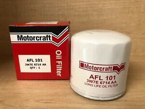Genuine Ford Motorcraft Oil Filter BF FG Falcon 6 cyl AFL101 2005-Current