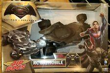 New Air Hogs Batman v Superman Batmobile Movie Replica Remote Control Rc