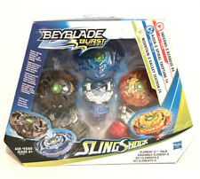 Hasbro Beyblade Burst Deluxe Element X Multi Pack New Slightly Worn Box