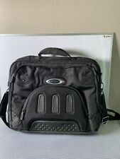 Oakley Home Office Computer Briefcase Black