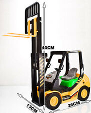 RC Forklift 1:10 Remote Control Engineer Car Truck 6Channel Electronic Gift Toys