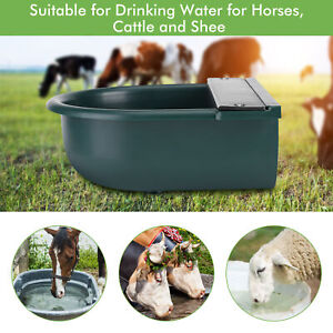 4L Automatic Water Trough Livestock Drinking Bowl for Horse Cattle Sheep