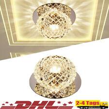 LED Deckenlampe Kristall Deckenleuchte Kronleuchter Esszimmer Wohnzimmerlampe