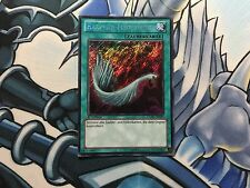 HARPIE'S FEATHER DUSTER GERMAN SECRET RARE LCJW-EN099 DE099 NEAR MINT YUGIOH