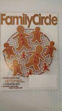Family Circle Magazine November 2009 Holiday Baking Guide Extreme Parenting: Whe