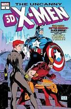 UNCANNY X-MEN #268 3D (23/01/2019)