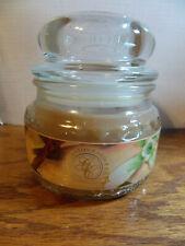 GOLD CANYON JAR CANDLE 8 OZ  VANILLA