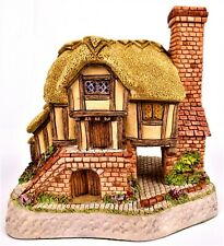 """""""Whileaway Cottage"""" By David Winter Cottages Collectors Guild #15 1993 Iob"""