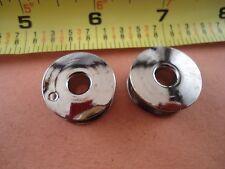 10 Metal Bobbins Viking Husqvarna 7, 21, 21E, 49, 49E, 51, 52 #4011770, 11770