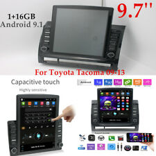 9.7''Android 9.1 Radio Stereo Quad-core GPS MP5 1+16GB For Toyota Tacoma 09-13