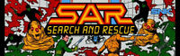 Search and Rescue Arcade Marquee – 26″ x 8″