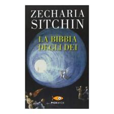 9788868366575 La bibbia degli dei - di Zecharia Sitchin (Autore)