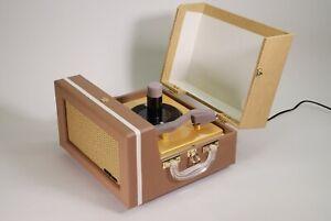 Vintage RCA 45 RPM Record Player 6-EY-3B Masterpiece Restoration