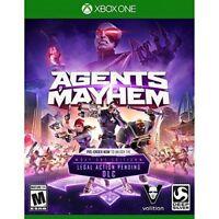 Xbox One-Agents of Mayhem /Xbox One  GAME NEUF