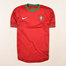 Nike Herren Trikot Jersey Gr.M Portugal Portugalien Dri-Fit Fußball Rot 83588