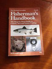 FISHERMAN'S HANDBOOK PART 32 SEA TROUT 1978 BY MARSHALL CAVENDISH