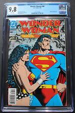 WONDER WOMAN #88 Brian Bolland GGA 1994 DC Classic SUPERMAN-c/s CGC NM/MT 9.8