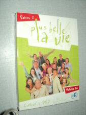PLUS BELLE LA VIE VOLUME 14 COFFRET5DVD EPISODES 391 A 420