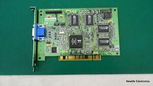 Diamond 23030239-404 Stealth II S220 4MB PCI Video Card REV B