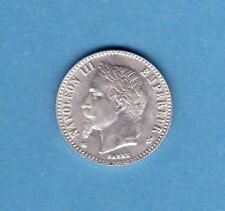 (F.110) MONNAIE DE 50 CENTIMES NAPOLÉON III 1866 A  (FDC)