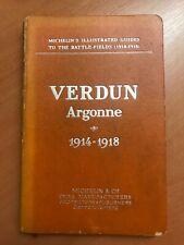 Michelin Champs de Bataille en anglais Verdun