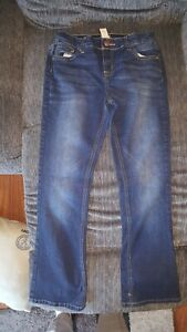 Girls Justice Bootcut Jeans size 12