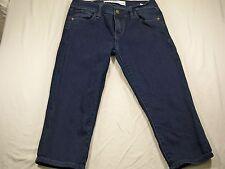 Abercrombie & Fitch Jeans Women's Dark Blue Perfect Stretch Skinny Size 2 26w